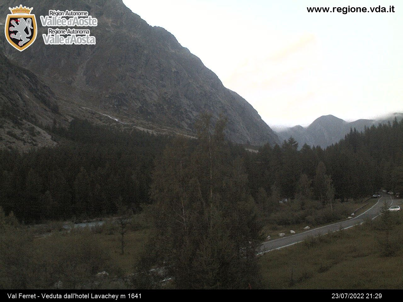 Webcam Val Ferret