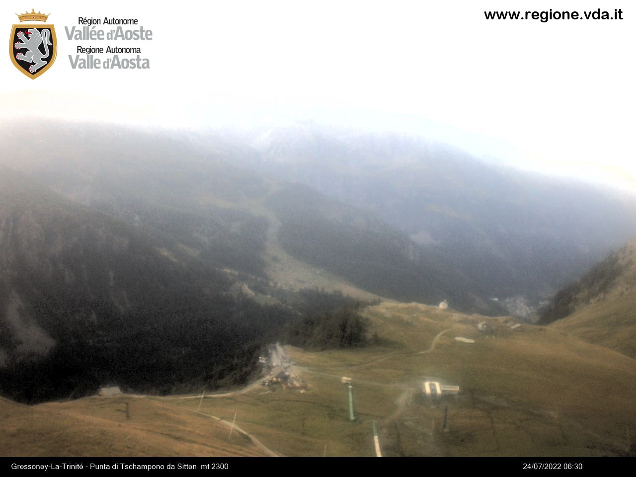 webcam Gressoney La Trinitè