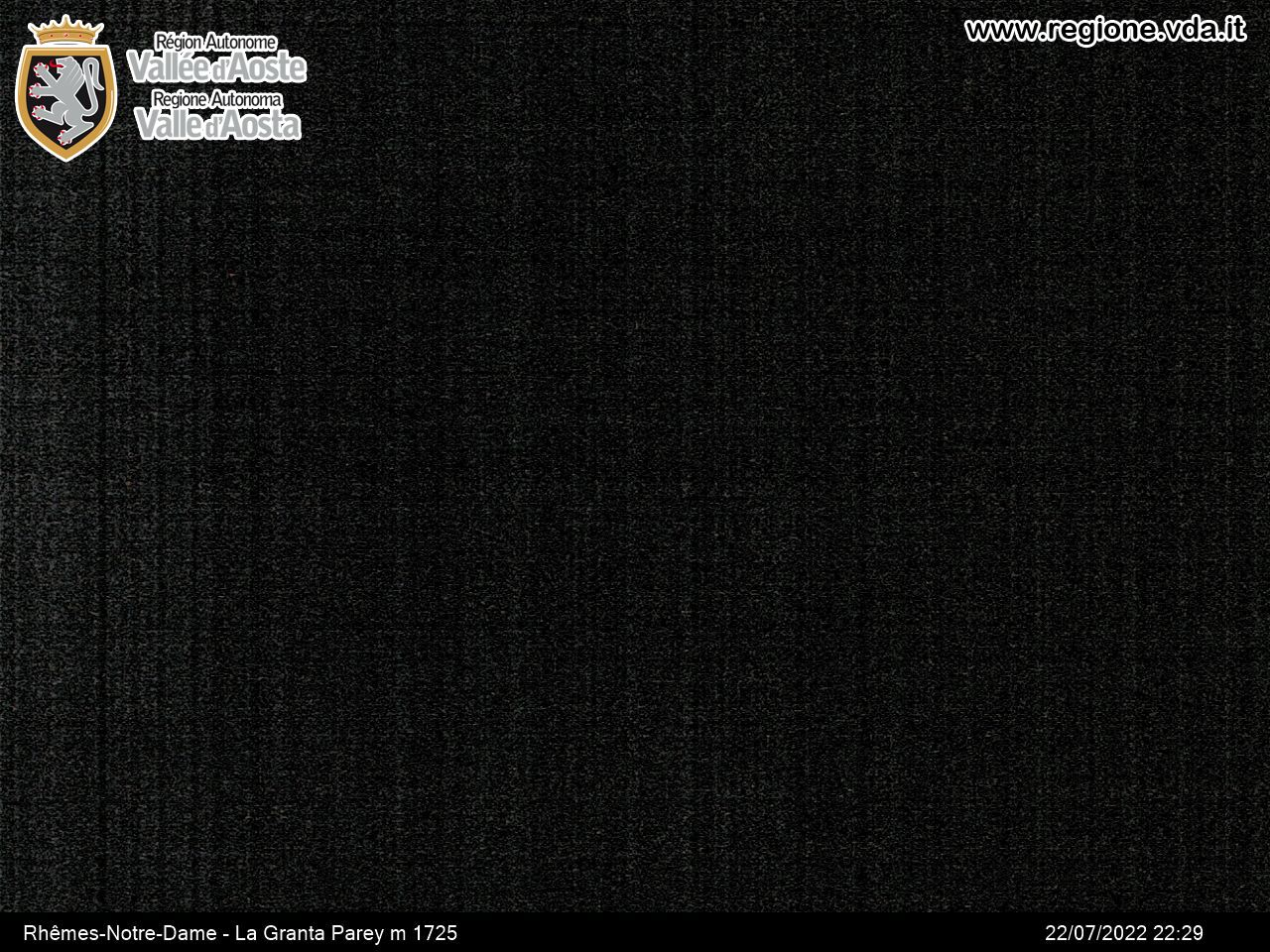 Webcam Val di Rhemes