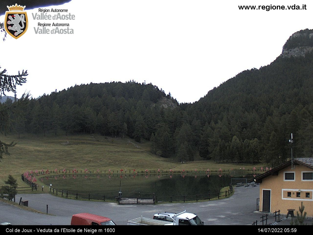 Webcam Saint Vincent - Regione Valle d´Aosta