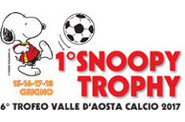 Snoopy Trophy Calcio