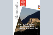 The central valley and Mont Avic