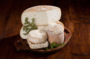 Goat's cheeses