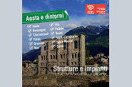 Aosta and the surrounding area