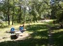Parco giochi - Chatelair (all'interno della Riserva Naturale Tzatelet)