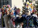 Der historische Karneval der Coumba Freida