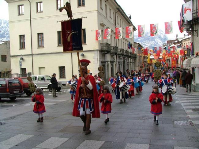 Carnevale Storico di Pont Saint Martin thumbnail