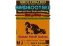 Hardbooter's day: hard snowboard competition with vintage clothing and materials
