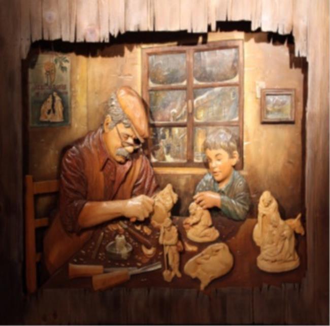 """""""Noël au Bourg"""" - Exposition de Crèches thumbnail"""
