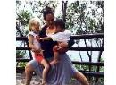 Yoga Lesson for children in Antagnod