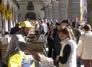 """""""Lo Tsaven - Campagna Amica"""" - mercato di prodotti alimentari biologici e tradizionali"""
