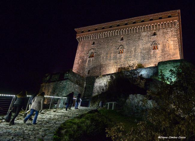 Serata di Gala al castello - Carnevale storico di Verrès thumbnail