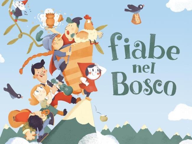 Fiabe nel Bosco a Brusson thumbnail