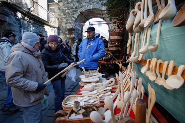 Fiera di Sant'Orso Donnas 2021 - Edizione on-line thumbnail