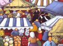 Cogne Street Market - Sunday
