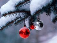 Noël sur la neige