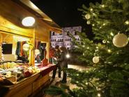 Christmas Street market and spa