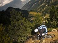 Freeride in tour