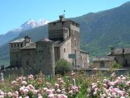 Castles of the Aosta Valley