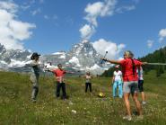 Nordic Walking in famiglia