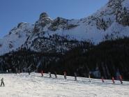 Sci nelle piccole perle del Monterosa Ski