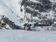 Heliski-weekend Monte Bianco Courmayeur
