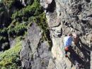 Week-end arrampicata su roccia