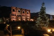 New Year's Celebration in Aosta