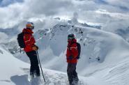 Skier en janvier