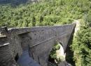 El puente-acueducto romano de Pont d'Ael