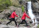 Percorsi attrezzati per il Nordic Walking
