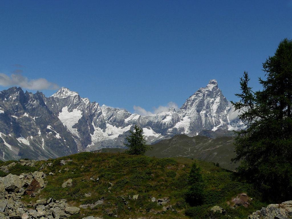Klettersteig Niveaus : Klettersteig jòsé angster aostatal