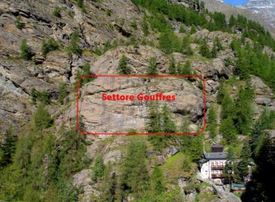 Gouffre section
