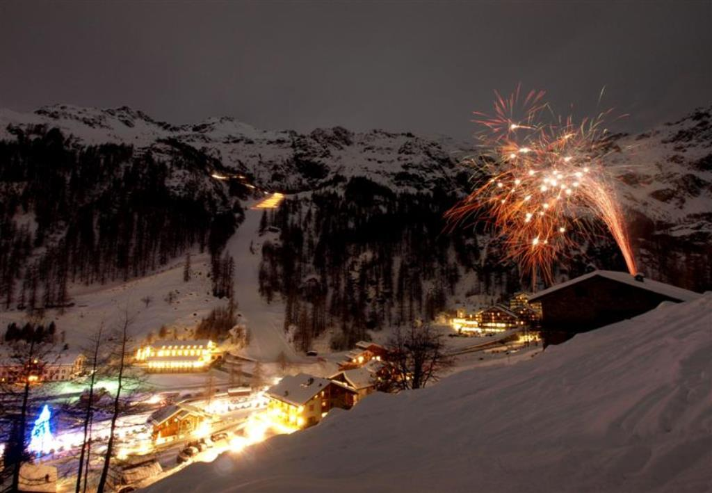 New Year's Eve in Gressoney
