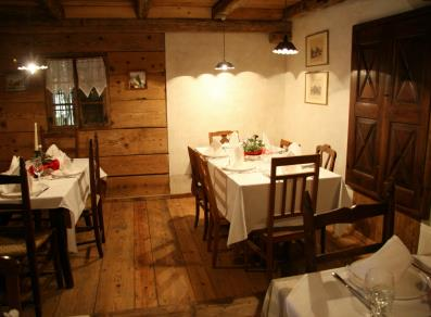 Ristorante chalet svizzero valle d 39 aosta for Piani chalet svizzero