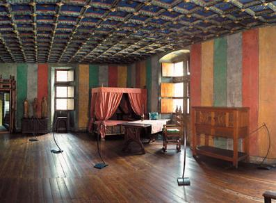 King of France room