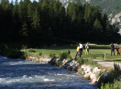 Golf Club del Cervino