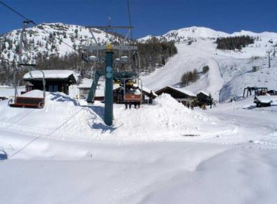 Lod Lake chairlift