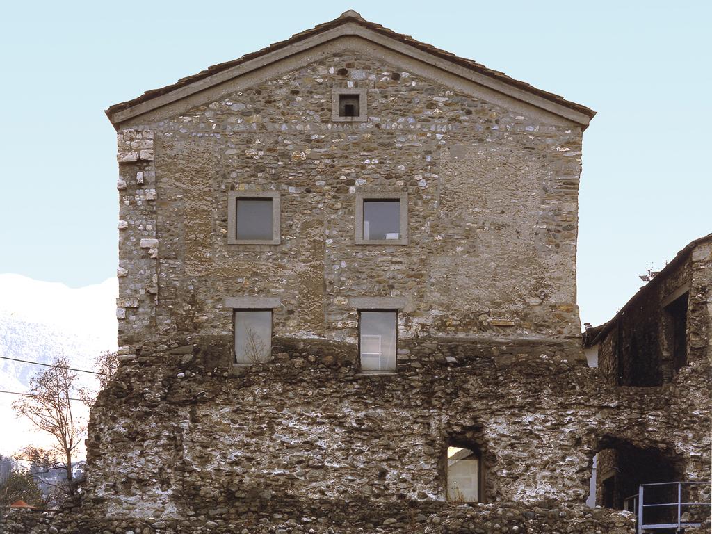 Ufficio Postale San Giovanni Bianco : Ufficio postale di Étroubles valle d aosta