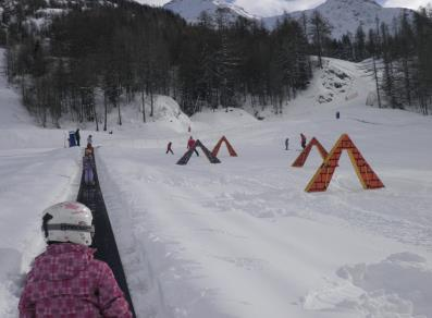 Baby Snow Park Valgrisenche