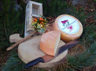 Gressoney Toma cheese