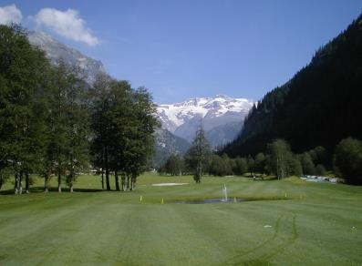Golf Gressoney