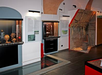 Prehistory and Protohistory hall