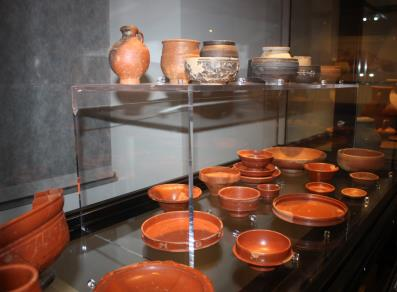 Ceramics from the Roman era