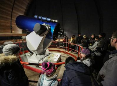 Main telescope
