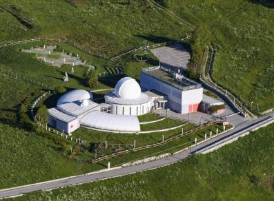 Observatory - outdoor areas for autonomous astronomical observation (booking required)