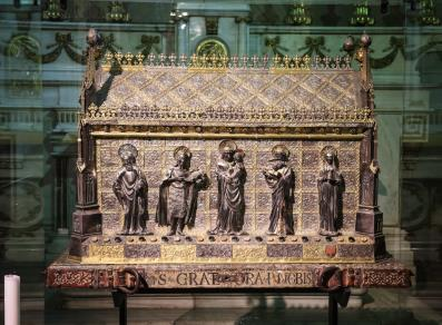 Relic chest of Saint Gratus