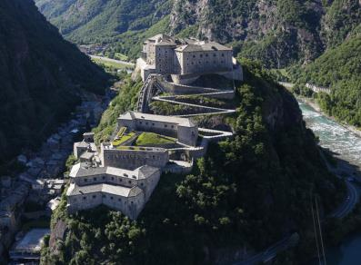 Fort of Bard - Aosta Valley