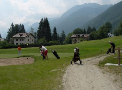 Golf Club Gressoney Mont Rose