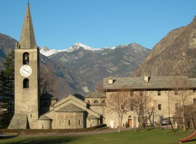 Arnad - Church of San Martino